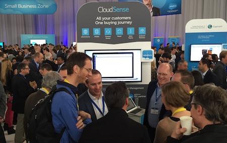 CloudSense Salesforce World Tour Expo Web
