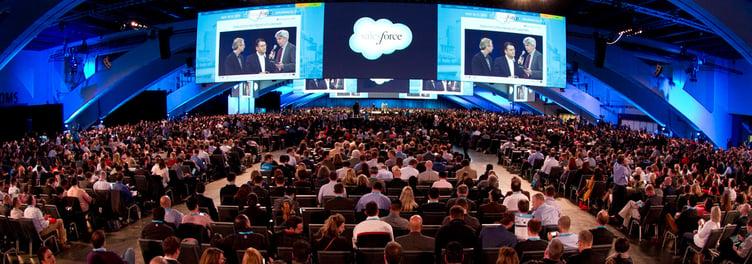 salesforce keynote
