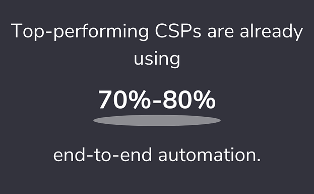 Top-performing CSPs are already using