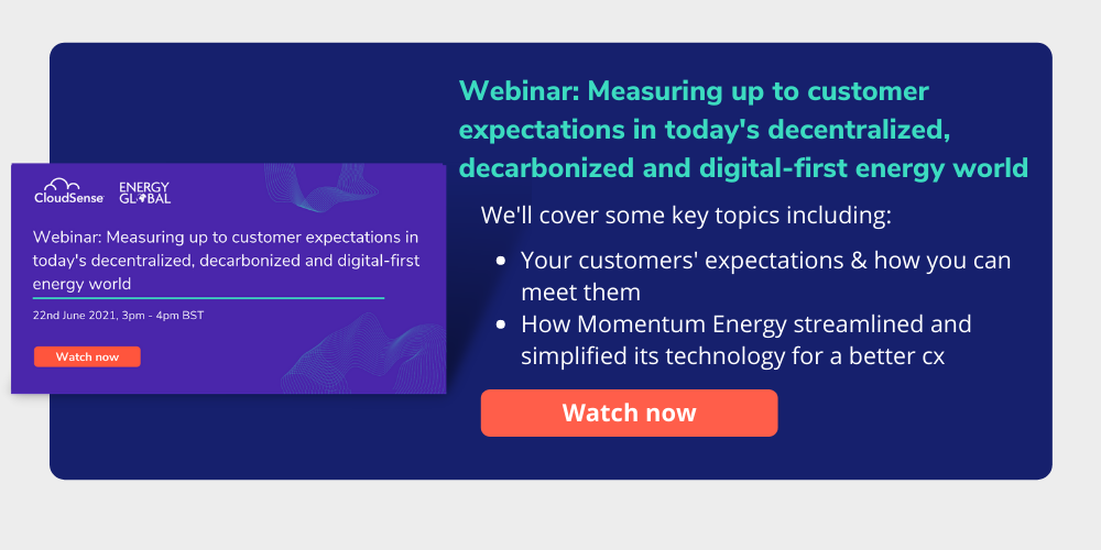 Webinar - measuring up to customer expectations