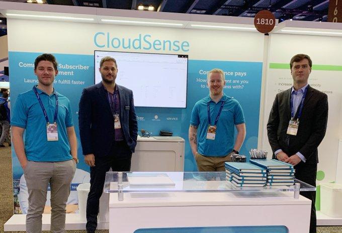 CloudSense success expo